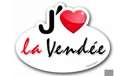 j'aime la Vendée