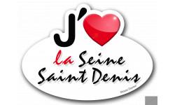 j'aime la Seine-Saint-Denis