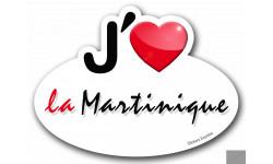 j'aime la Martinique