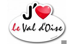j'aime le Val-d'Oise