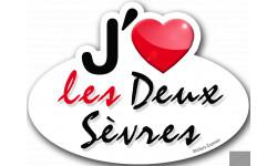 j'aime les Deux-Sèvres