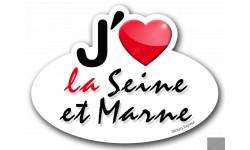 j'aime la Seine-et-Marne
