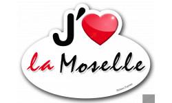 j'aime la Moselle