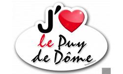 j'aime le Puy-de-Dôme