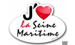 j'aime la Seine-Maritime