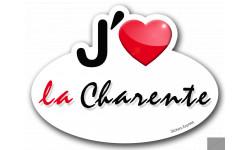 j'aime la Charente