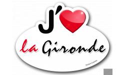 j'aime la Gironde