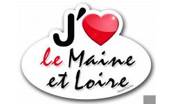 j'aime le Maine-et-Loire