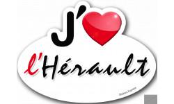 j'aime l'Hérault