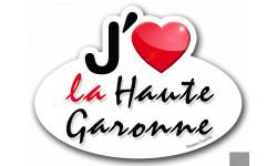 j'aime la Haute-Garonne