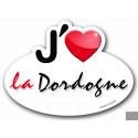 j'aime la Dordogne