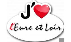 j'aime l'Eure-et-Loir