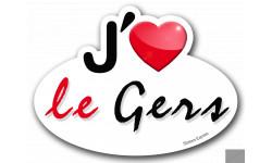 j'aime le Gers