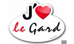 j'aime le Gard