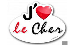 j'aime le Cher