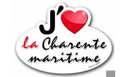 j'aime la Charente-maritime
