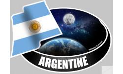autocollant ARGENTINE