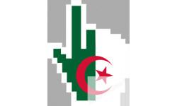 curseur main Algérienne