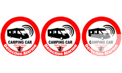 alarme pour camping car