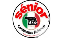 Conductrice Sénior Italienne