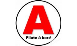 A Pilote à Bord