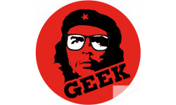 sticker le She geek