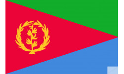 drapeau officiel Erythree